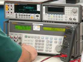 Multimeter Calibration Services - Lab, On-Site & Pickup