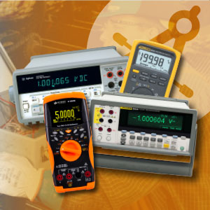 Transcat Multimeter Calibration