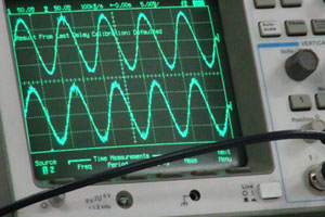 Oscilloscope Calibration Lab Services