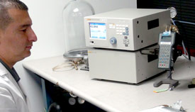 Pressure Calibrator Calibration Lab Services